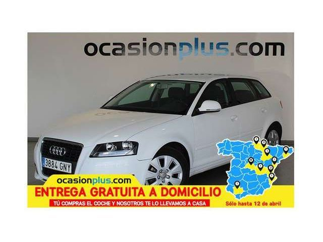 Audi A3 Sportback 1.9TDIe Attraction DPF