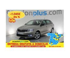 Skoda Rapid/Spaceback Spaceback 1.2 TSI Like 66kW