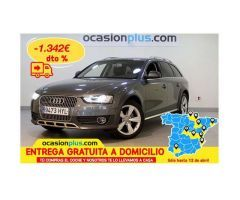 Audi A4 allroad quattro 2.0TFSI 225