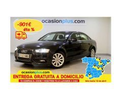 Audi A4 2.0TDI DPF Multitronic 177