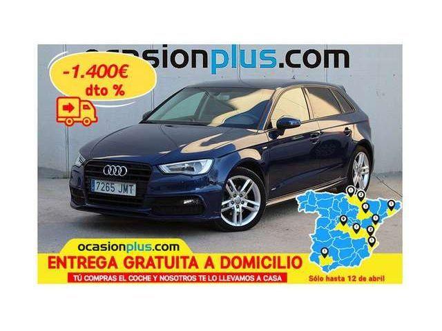 Audi A3 Sportback 2.0TDI CD S line ed. S-T 150