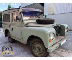 Oldtimer Land Rover Todoterreno 2300cv Manual de 3 Puertas