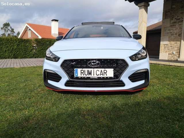 Hyundai i30 FB 2.0 TGDI N Performance