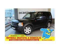 Land Rover Discovery 2.7TDV6 HSE CommandShift