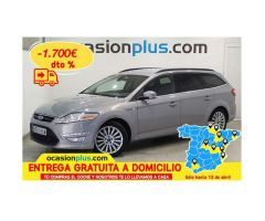 Ford Mondeo SB 2.0TDCi Trend 140 PS