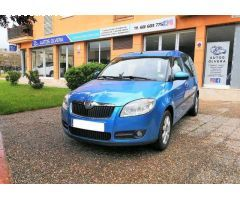 Skoda Roomster 1.9TDI Scout