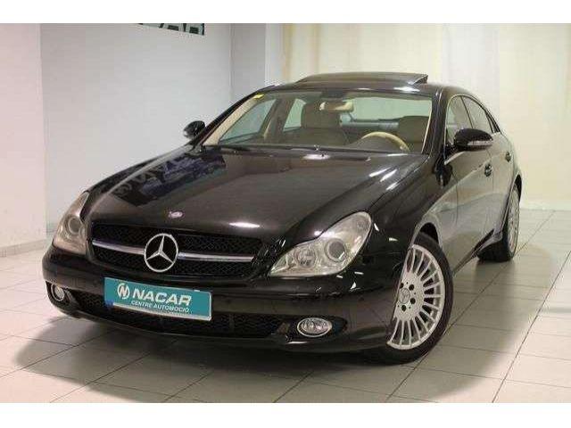 Mercedes-Benz CL Clase  CL CLS-CLASS CLS 320 CDI 224 4P