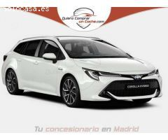 Toyota Corolla Touring Sports 125H Feel!