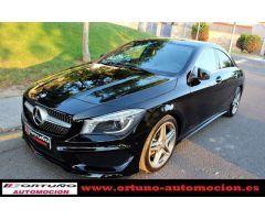 Mercedes-Benz CLA 220 CDI AMG Line 4M 7G-DCT