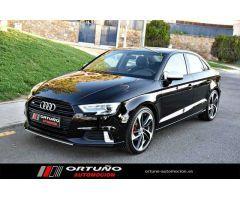 Audi A3 Sedán 2.0TDI Black line ed. quattro 110kW