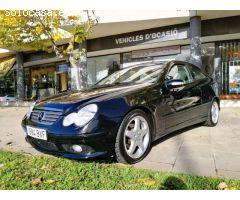 Mercedes-Benz C 180 Sportcoupé K