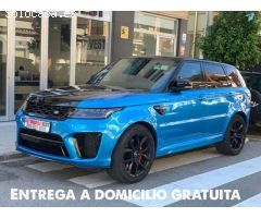 Land Rover Range Rover 5.0 V8 SVAutobiography Dynamic 4WD Aut. 565