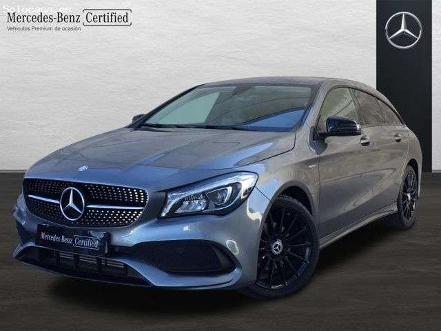 Mercedes-Benz CLA 180 Shooting Brake 7G-DCT