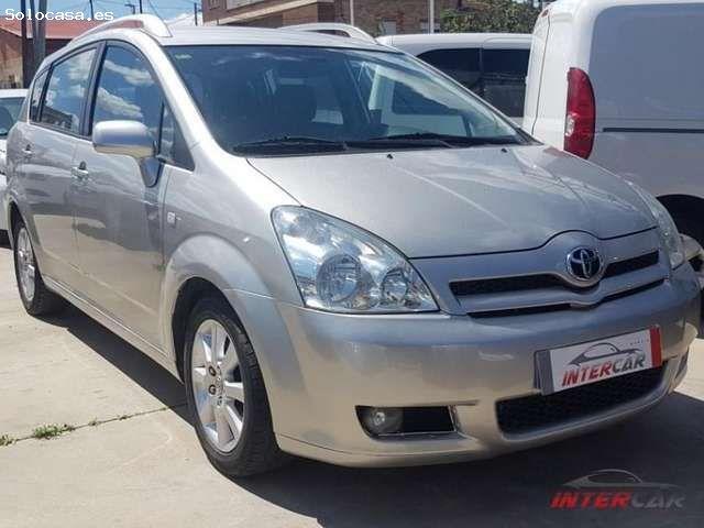 Toyota Corolla Verso 2.2D4D Sol