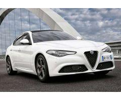 Alfa Romeo Giulia 2.2 Diesel Executive 160