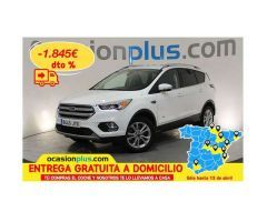 Ford Kuga 2.0TDCI Auto S&S Titanium 4x4 150