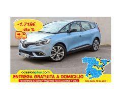 Renault Grand Scenic 1.5dCi Zen EDC 81kW