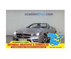 Mercedes-Benz SLK 200 Clase  SLK 200 BE 7G Plus