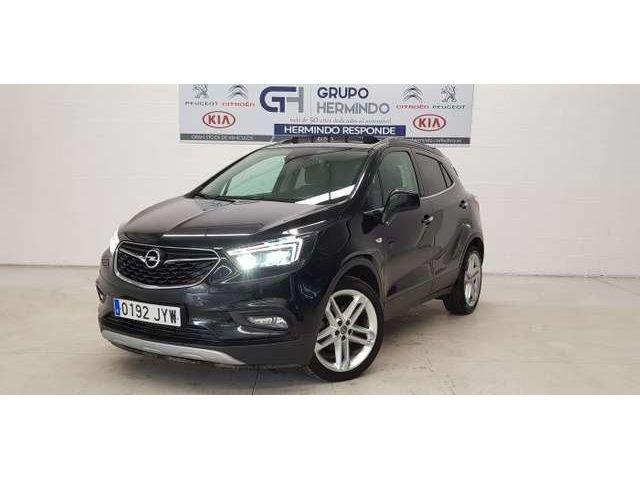 Opel Mokka X 1.6CDTi S&S Excellence 4x2