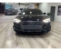 Audi A4 Avant 2.0TDI Black line edition S tronic 140kW