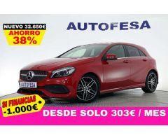 Mercedes-Benz A 180 AMG Auto 122cv 5p # GPS,LEVAS VOLANTE,CAMARA