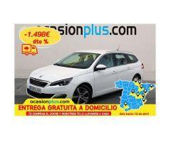 Peugeot 308 SW 2.0 BlueHDi Allure EAT6 150