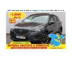 Mazda CX-5 2.2DE Lux.+Prem.negro+Travel+TS AWD Aut. 175