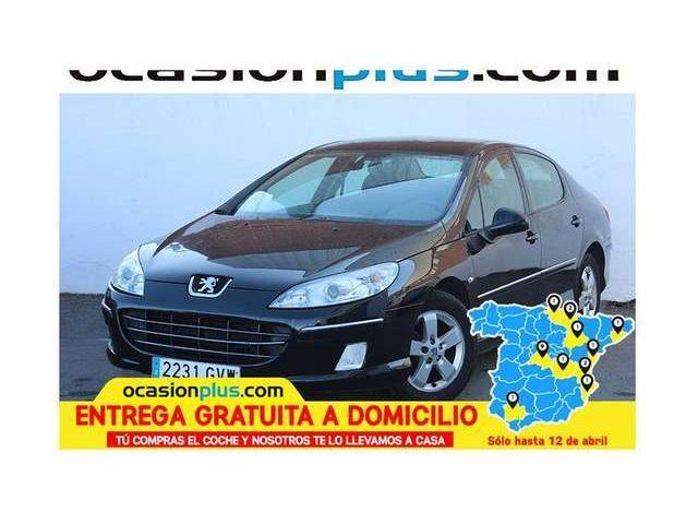 Peugeot 407 1.6HDI Sport