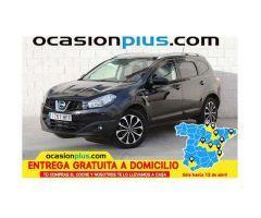 Nissan Qashqai Q+2 1.5dCi Tekna Sport Chrome