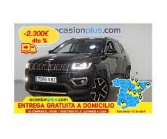 Jeep Compass 2.0 Mjt Opening Ed. 4x4 AD Aut. 103kW