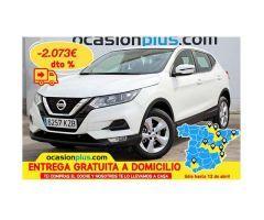 Nissan Qashqai 1.3 DIG-T Acenta 4x2 DCT 117kW