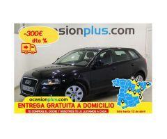 Audi A3 Sportback 2.0TDI Attraction S-T DPF