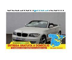 BMW 118 d Cabrio