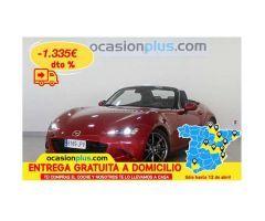 Mazda MX-5 2.0 Luxury Sport Soft Top