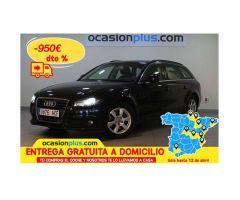 Audi A4 Avant 2.0TDI Multitronic DPF 143