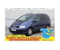 SEAT Alhambra 1.9TDi Stella 115