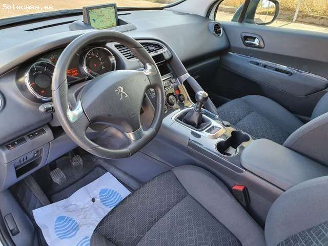 Peugeot 3008 SUV 1.6BlueHDi Allure S&S EAT6 120